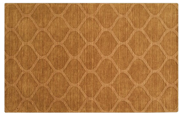Mailey Rug, Golden Brown