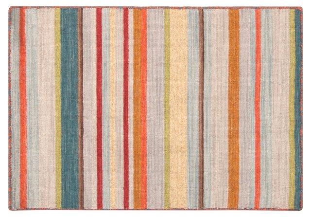Alabama Flat-Weave Rug, Multi