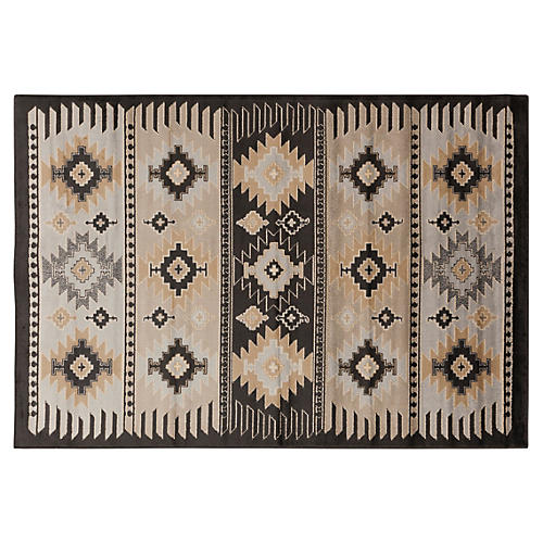 Henry Rug, Light Gray