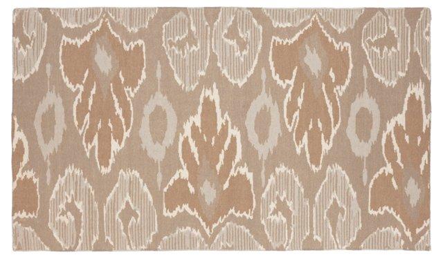 Casper Flat-Weave Rug, Brindle