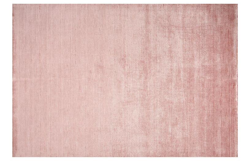 Fleurs Rug, Pink