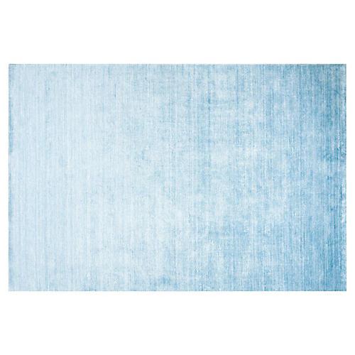 Fleurs Rug, Blue