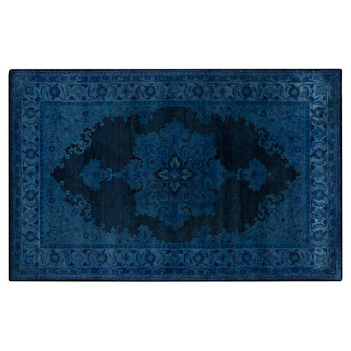 Antwerp Rug, Blue