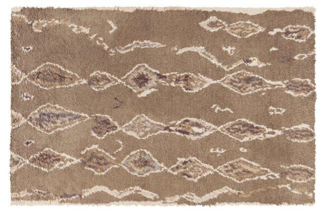 Curran Shag Rug, Neutral