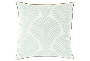 20x20 Pillow, Light Green*
