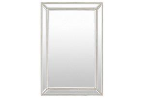 Ivan Wall Mirror, Silver*