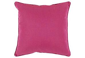 Piper 16x16 Outdoor Pillow, Pink*