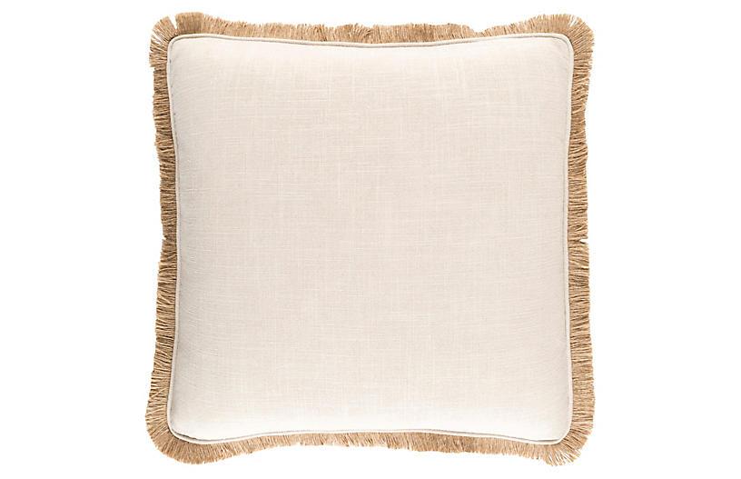 Ellery Pillow, Beige/Tan