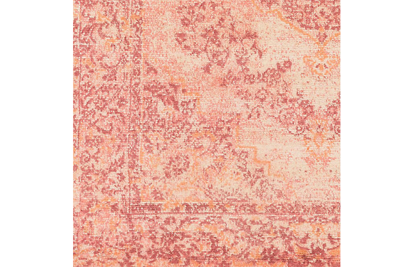 Avila Rug Cream Coral Traditional Rugs By Style
