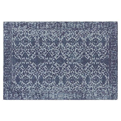 Skathi Rug, Pale Blue/Multi