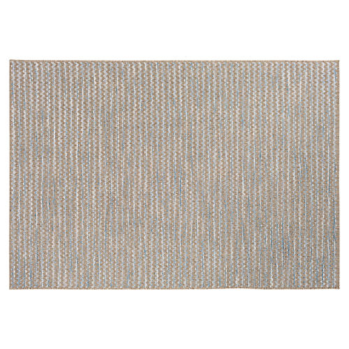 Zorion Outdoor Rug, Taupe/Multi