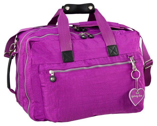 Convertible Carry-On, Purple