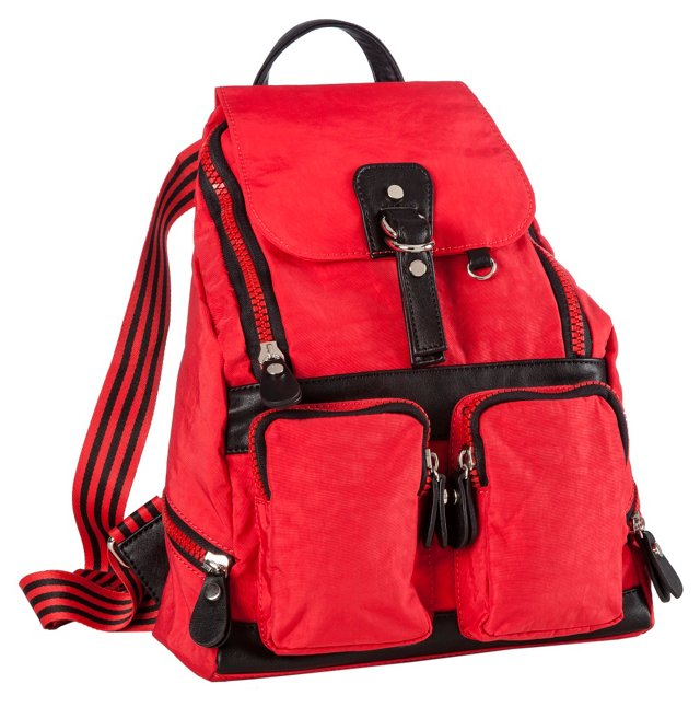 Sport Backpack, Red