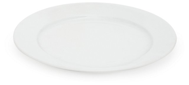 S/6 Porcelain Dinner Plates