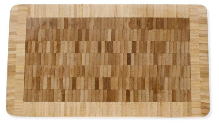 Framed Edge Bamboo Cutting Board