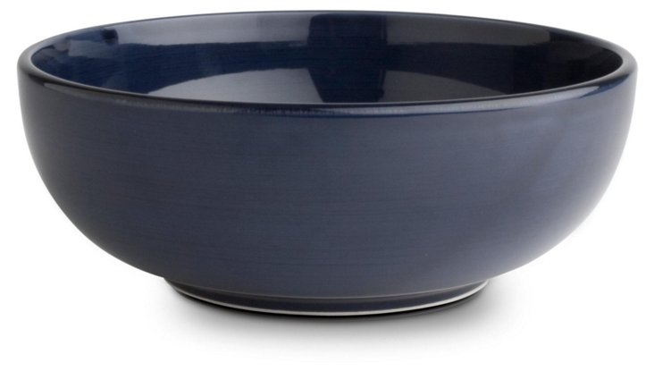 Sonoma Serving Bowl, Navy