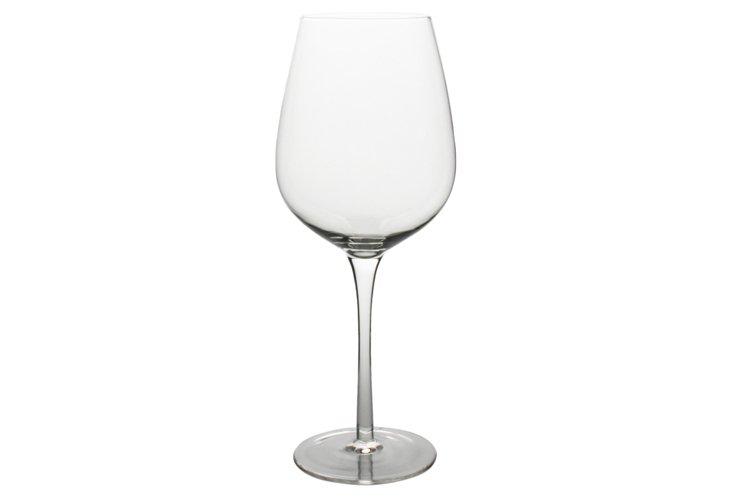 S/6 Basic Red Wine Glasses