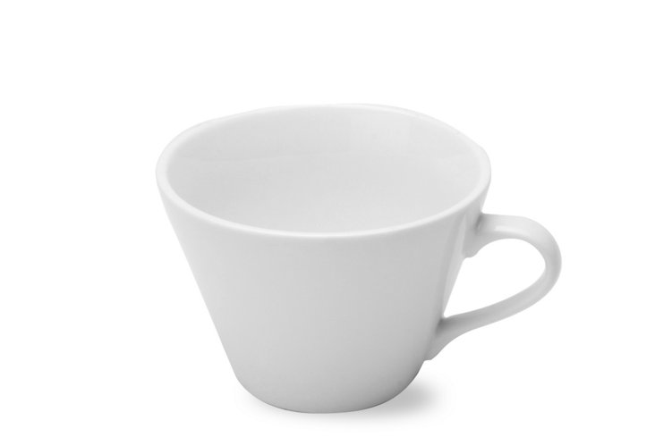 S/6 Tapered Cappuccino Mugs