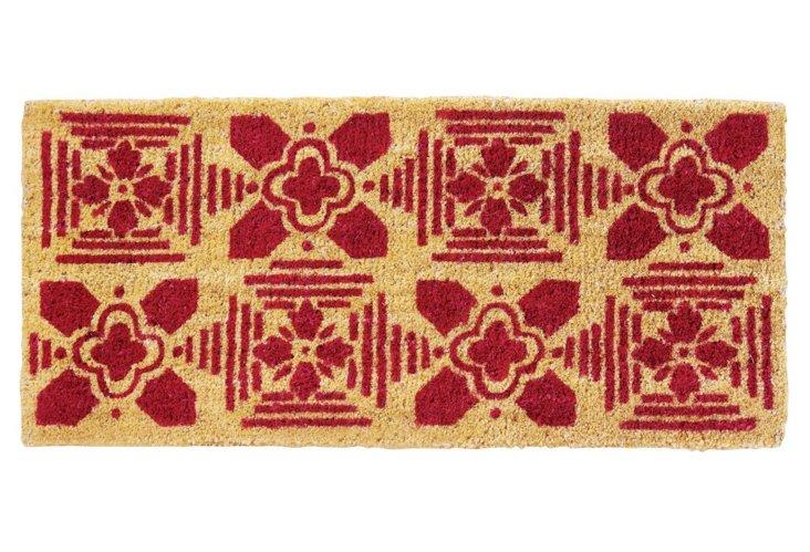 Chalet Diamond Estate Doormat
