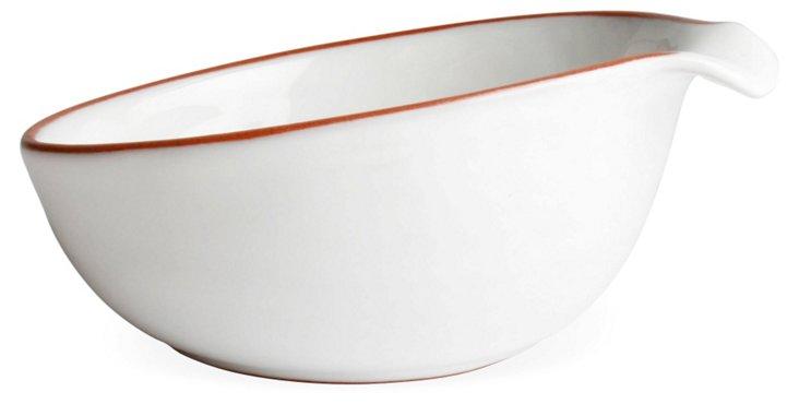 Terra-Glazed Tapas Bowl