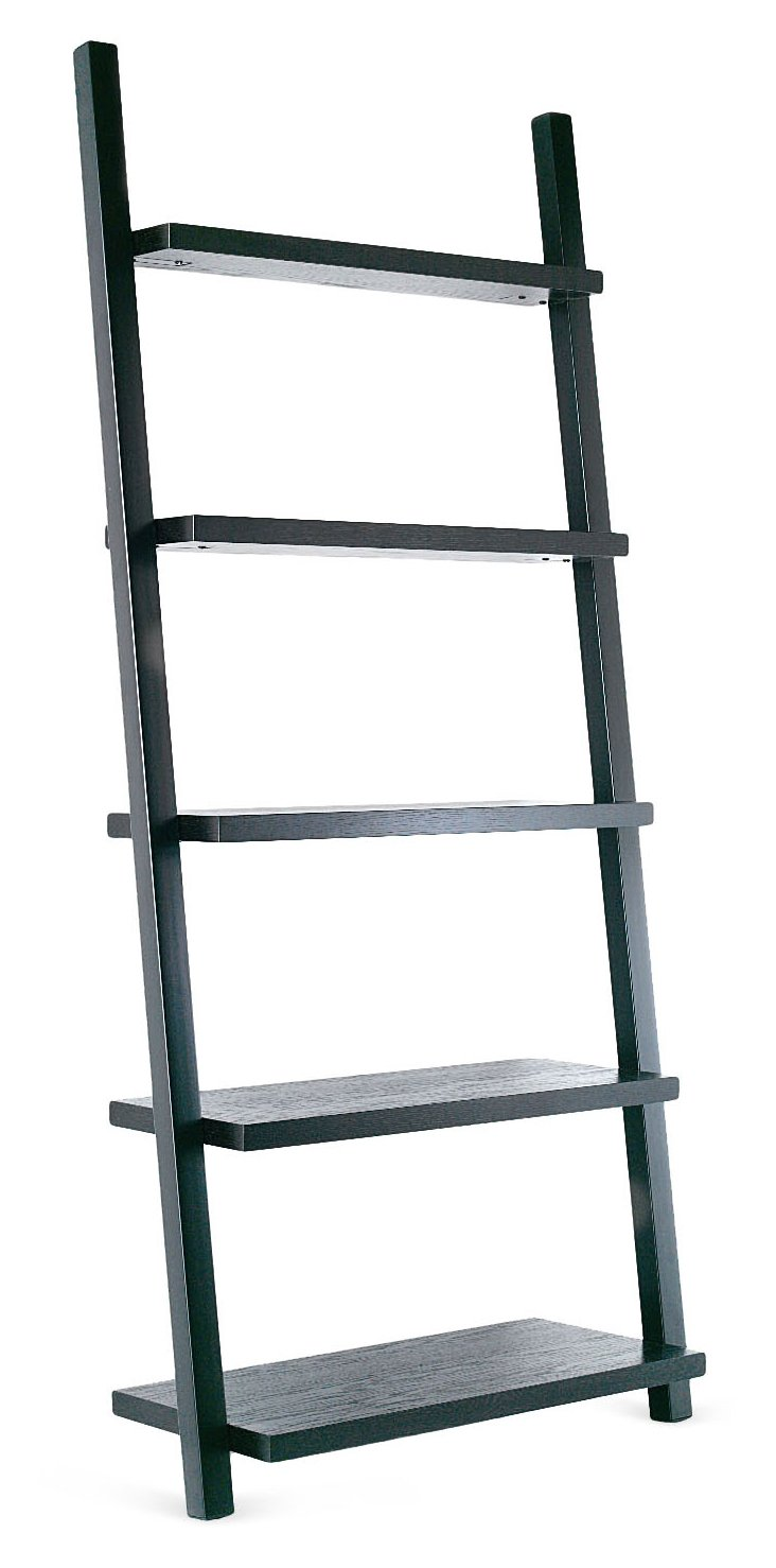 Leaning Bookcase, Java