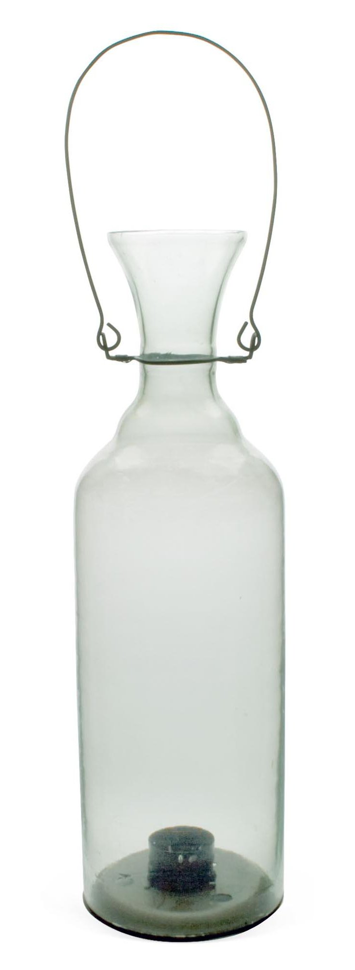 "17"" Tall Hanging Candle Bottle"