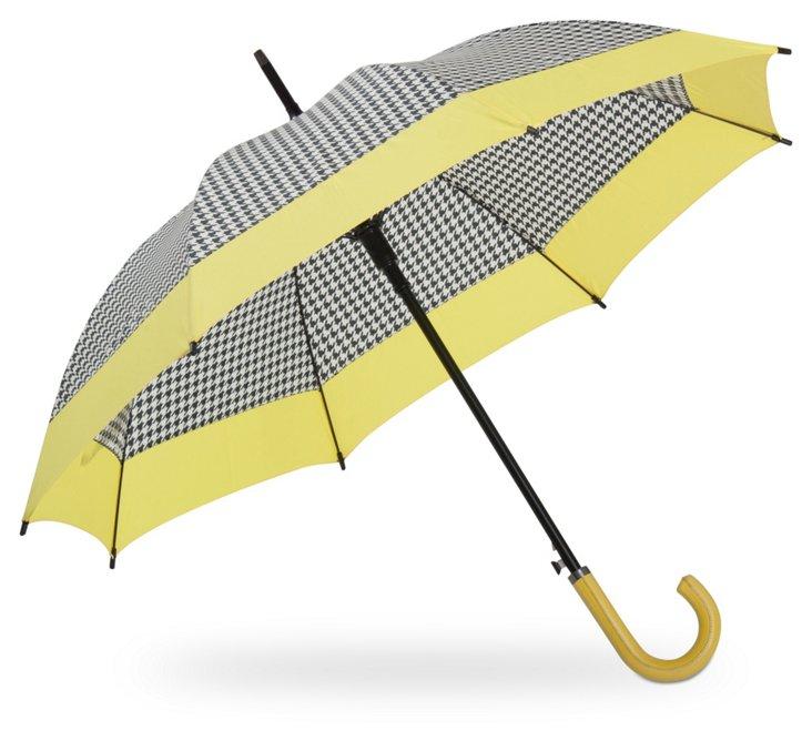 Abbey Standard Umbrella, Yellow