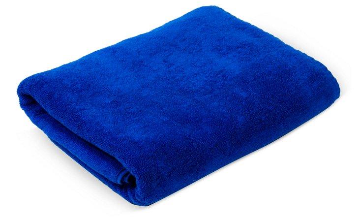 Fresco Bath Towel, Blue
