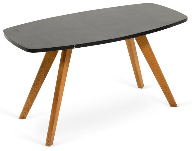 Danish Accent Table