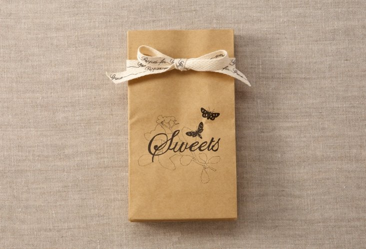 S/15 Berry Sweets Lolly Bags