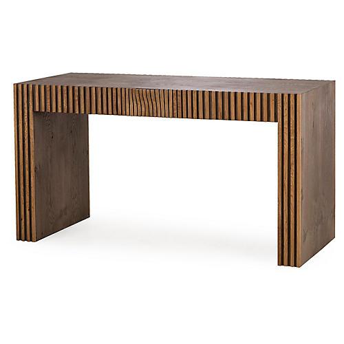 Angelica Desk, Oak