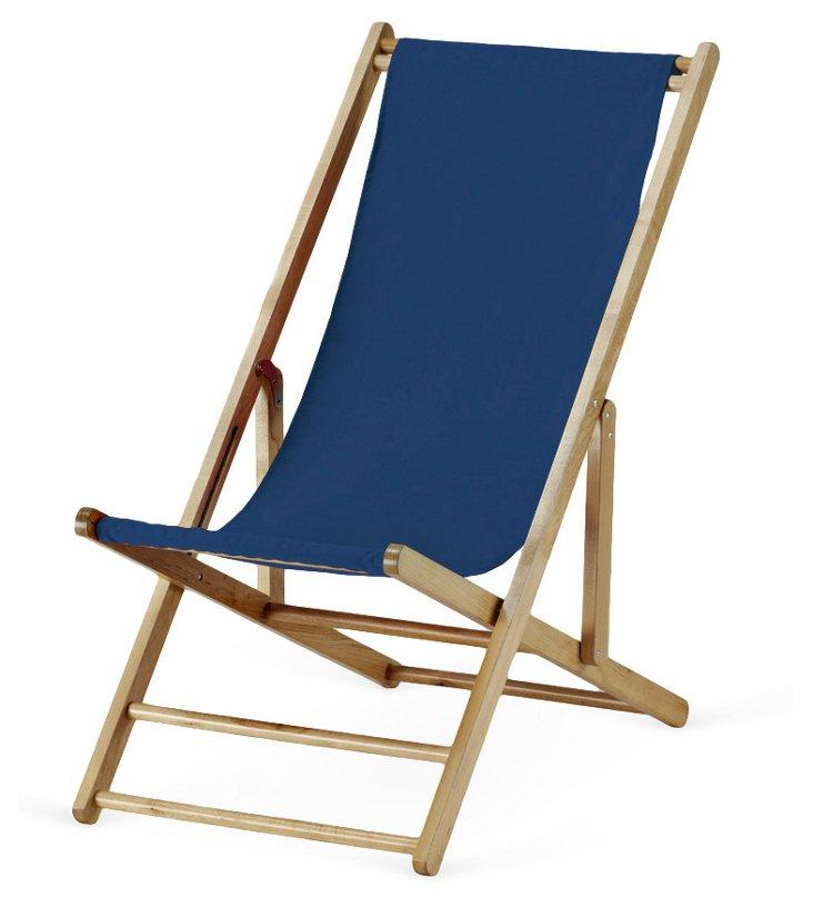Cabana Beach Chair, Cobalt