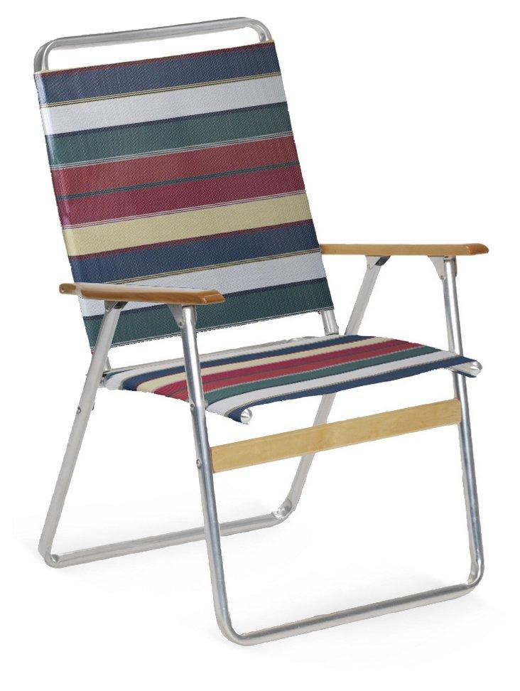 Telaweave Folding Armchair, Spencer