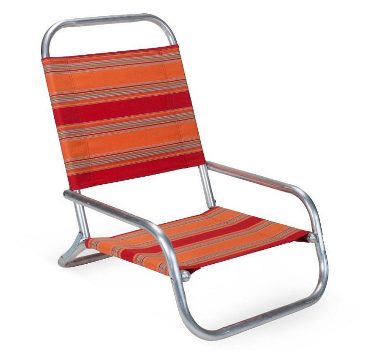 DIs Sun & Sand Chair, Salsa