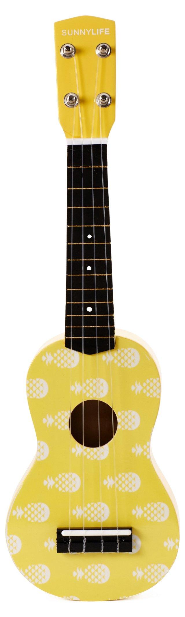Kurunda Toy Ukulele, Yellow