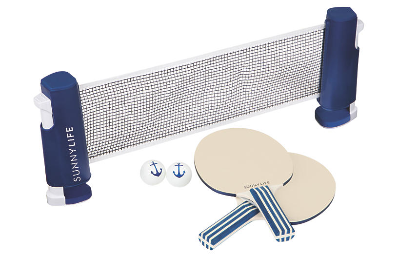 Anchor Ping Pong Play On Set, Navy