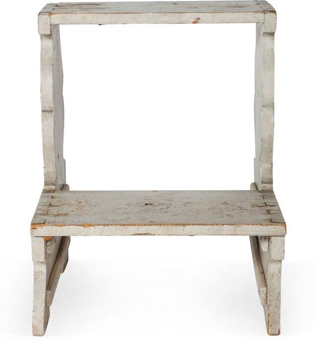 Stepstool Table