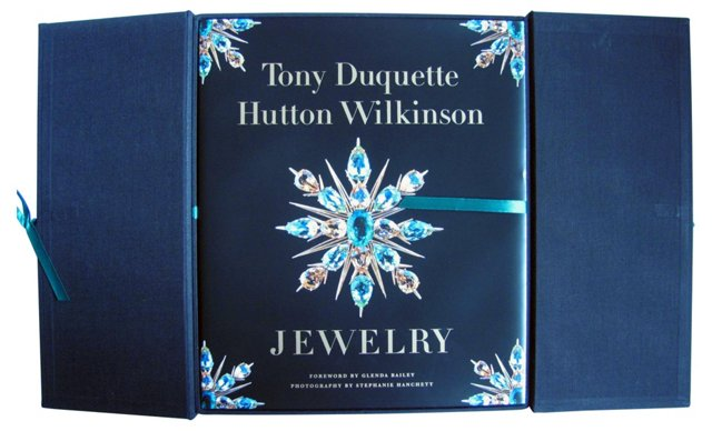 Tony Duquette Jewelry Book