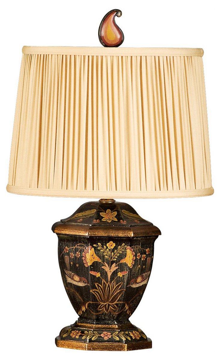Paisley Cottage Lamp