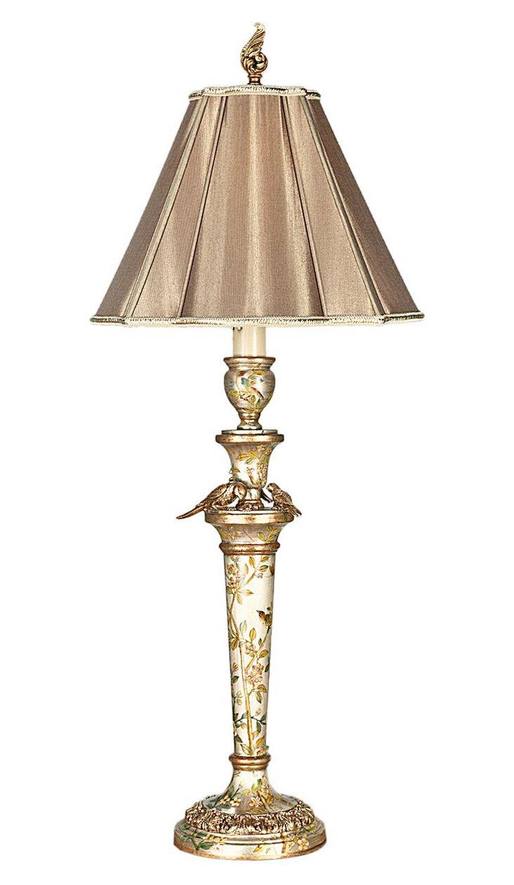 Ariel Hand-Painted Park Lamp