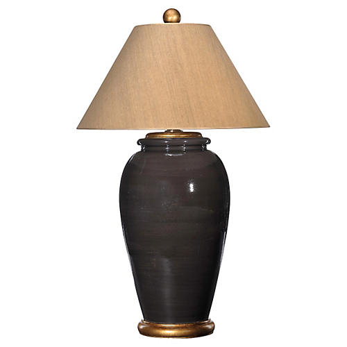 Large Chocolat Table Lamp