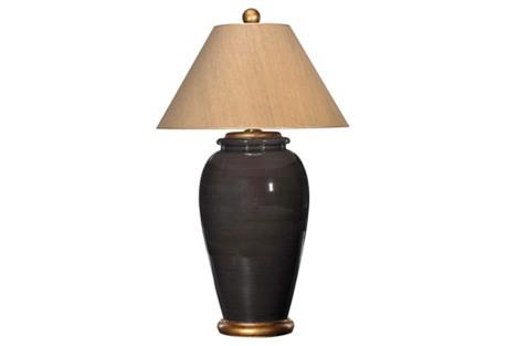Large Chocolat Table Lamp