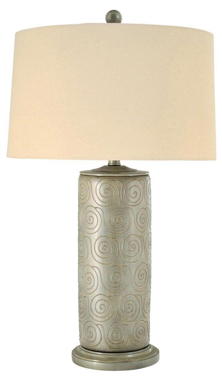 Hemisphere Table Lamp