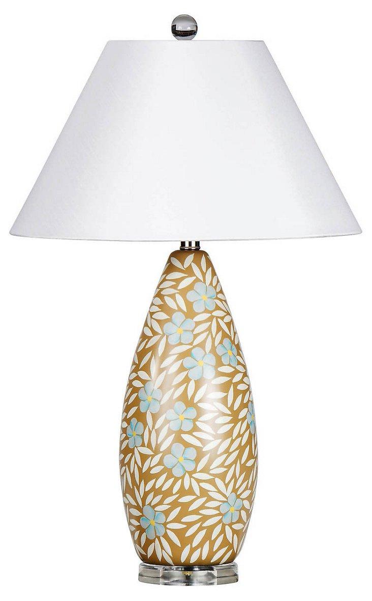 Veranda Table Lamp, Multi