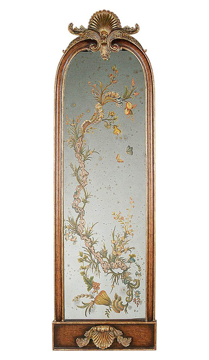 Enchantment Floor Mirror, Left