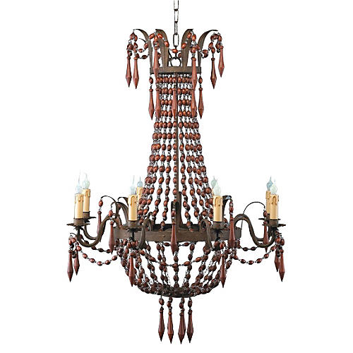 Ariamini Black Lamp Shade, Shantung Silk