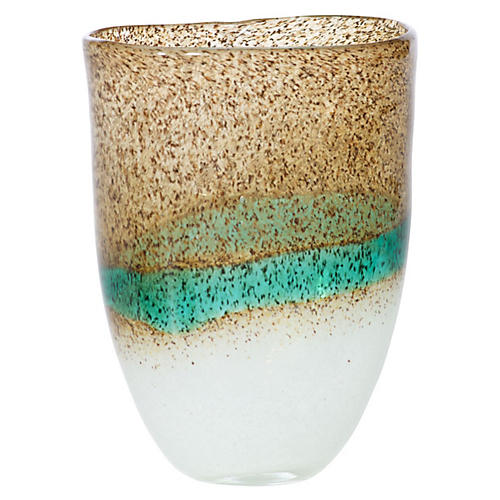Surfside Vase, Small