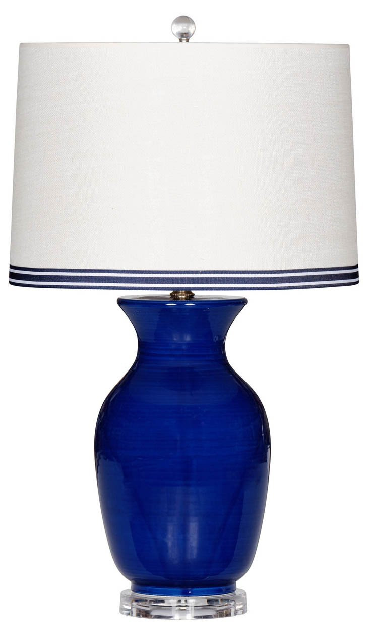 Cape Hatteras Table Lamp, Navy