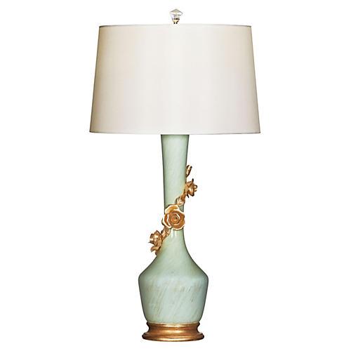 Valentina Blu Table Lamp
