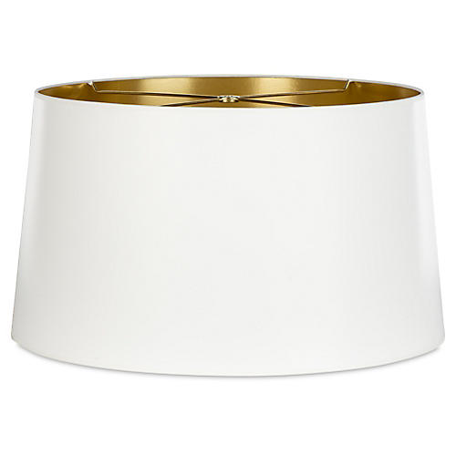 Borealis Shade, White/Gold